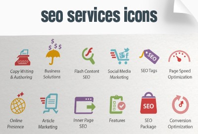Seo Services Icons About Seo Service Icons